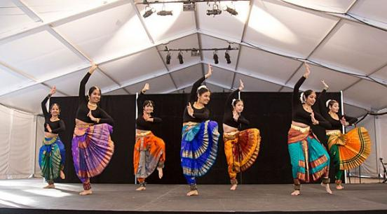 International Festival at Worldwide Week at Harvard 2017 | Photo by J. Graham Pearsall