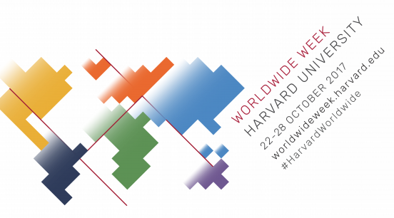 Worldwide Week at Harvard Logo