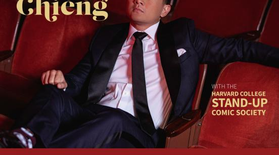 October 8 Fifth Annual International Comedy Night featuring Ronny Chieng